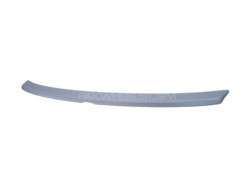 Trunk Lid Spoiler Lip For Corolla 2009-2012 - Plastic in Lahore