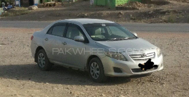 Silver Toyota Corolla Cng Cars for sale in Pakistan  Verified Car