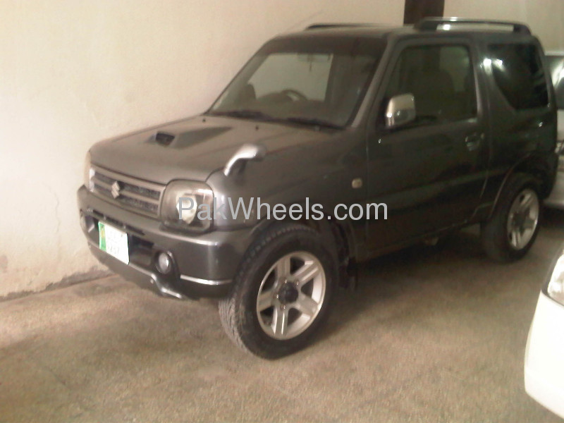 Suzuki Jimny 2006 Image-2