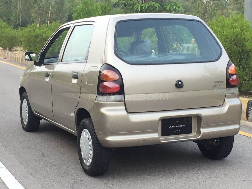 suzuki alto vxr 2005 for sale in mirpur a k pakwheels. Black Bedroom Furniture Sets. Home Design Ideas