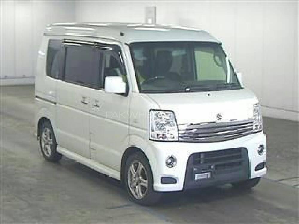 Suzuki Every Wagon PZ Turbo Special 2013 Image-1