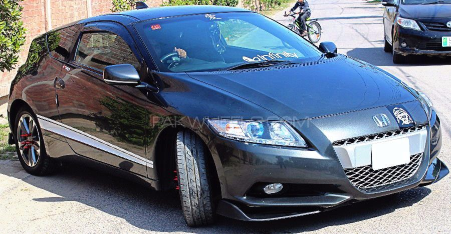 Honda CR-Z Sports Hybrid 2012 Image-1