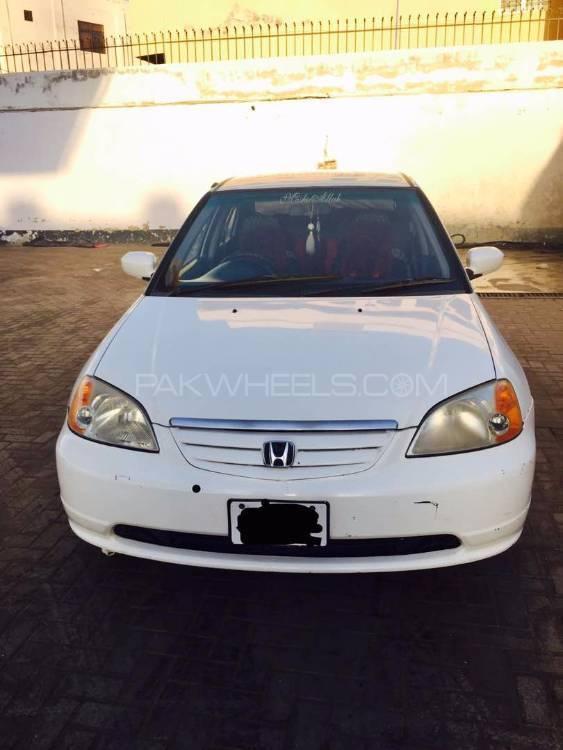 Honda Ferio 2002 Image-1