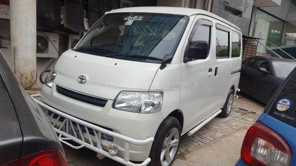 Toyota Town Ace 2009 Image-1