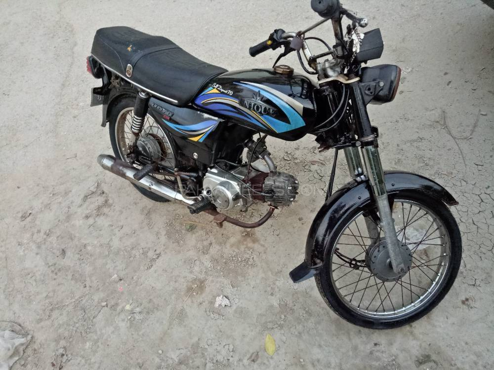Used Unique UD 70 2012 Bike for sale in Karachi - 190366 ...