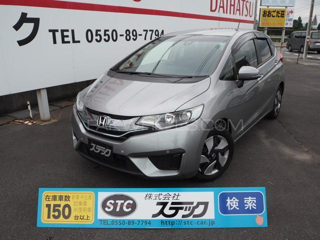Honda Fit F Package 2014 Image-1