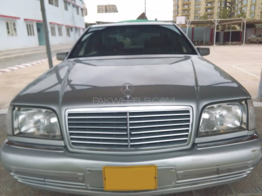 Mercedes Benz S Class S 320 1998 Image-1