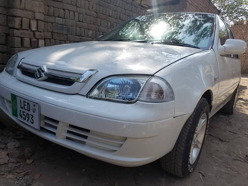 Suzuki Cultus VX (CNG) 2007 Image-1