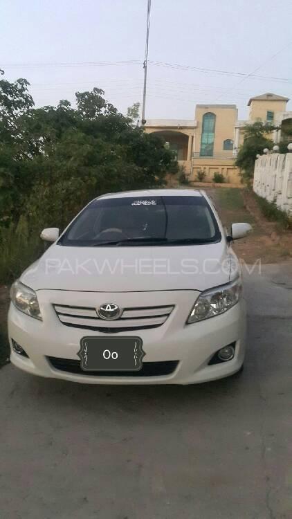 Toyota Corolla XLi VVTi Limited Edition 2011 Image-1