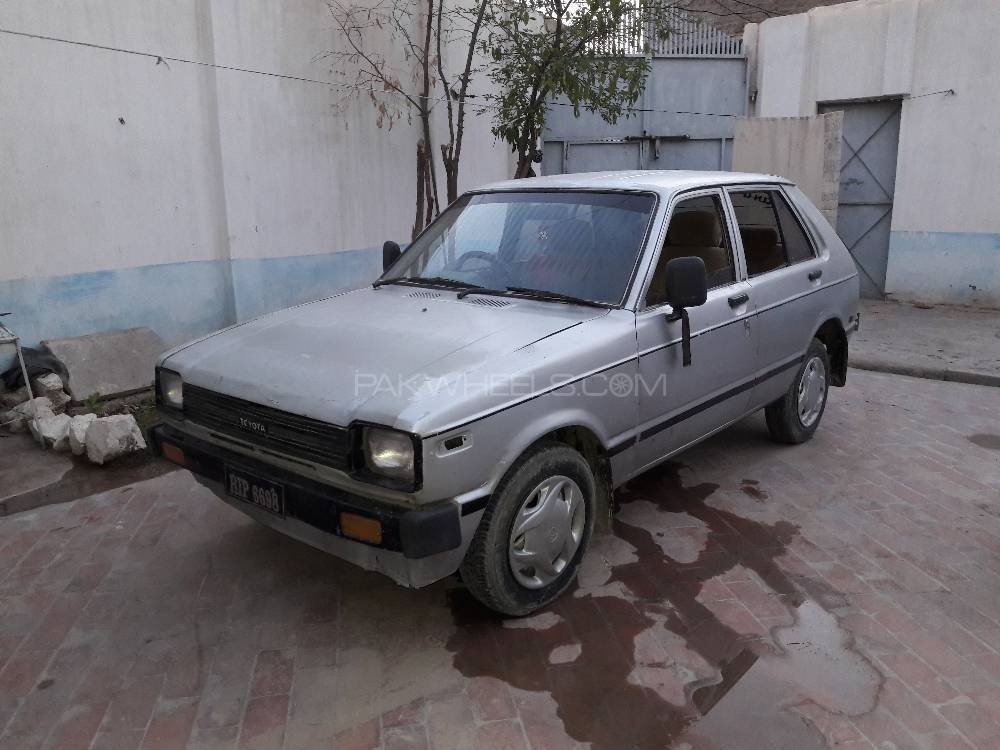 Toyota Starlet 1988 Image-1