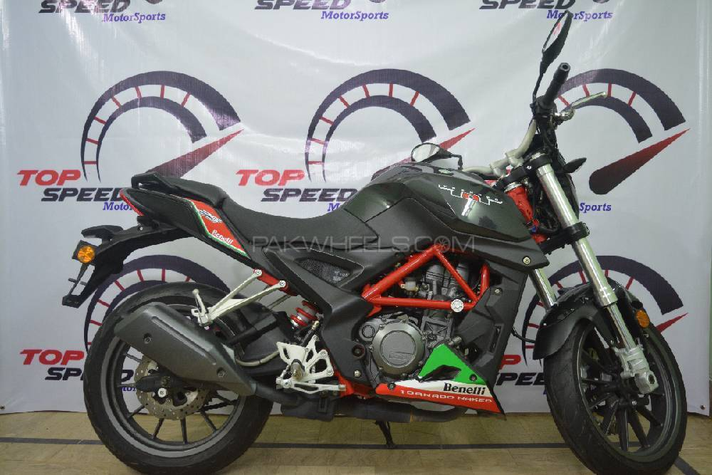 Used Benelli TNT 25 2017 Bike For Sale In Lahore