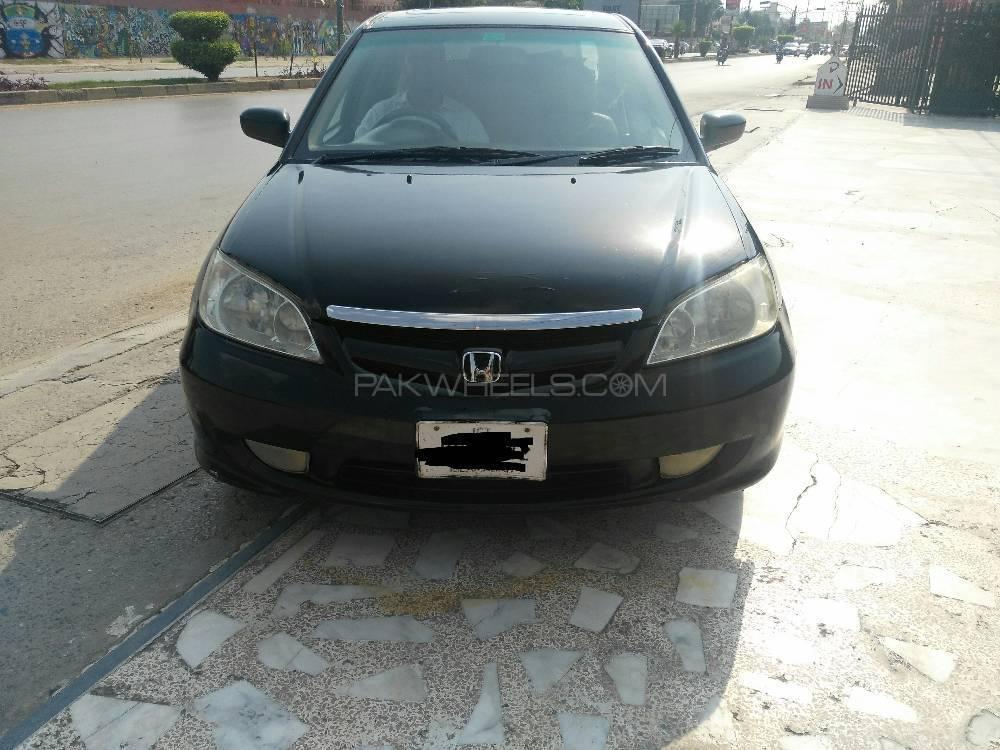 Honda Civic VTi Oriel UG 1.6 2005 Image-1