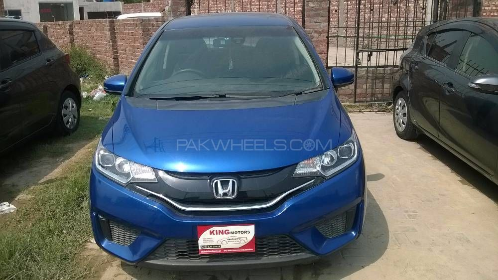 Honda Fit L Package 2014 Image-1