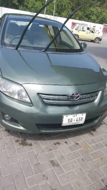 Toyota Corolla Altis SR Cruisetronic 1.8 2011 Image-1