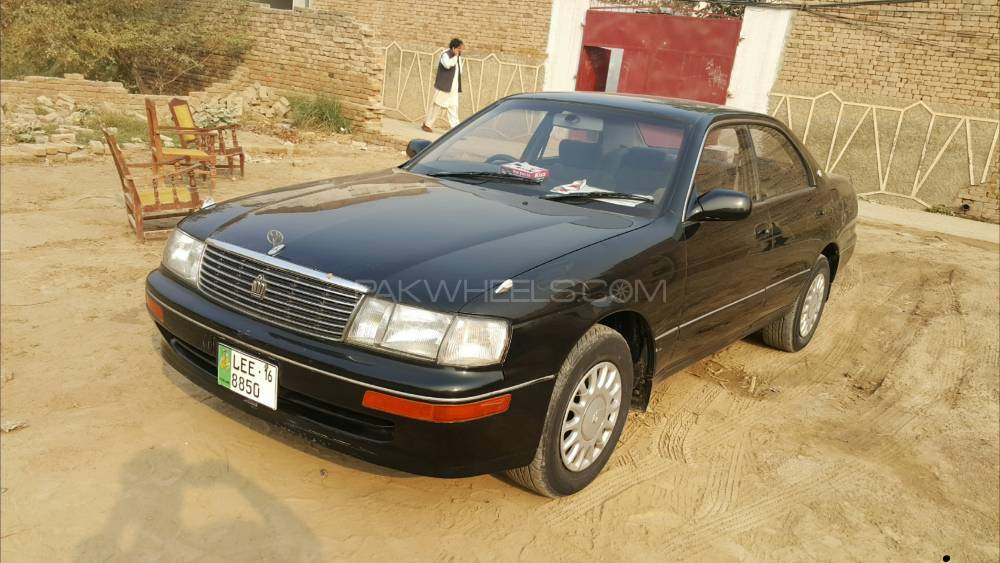 Toyota Crown 1992 Image-1