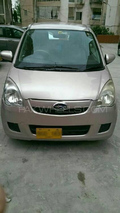 Subaru Pleo 2013 Image-1
