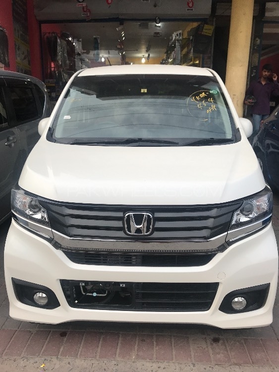 Honda N Box Custom G 2014 Image-1