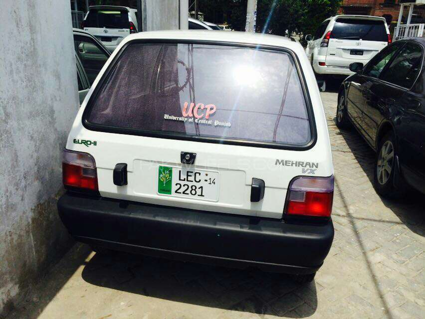 Registered 2014 Excellent condition  Neat and Clear interior and exterior  CD player  Tyres condition is good  All documents are complete