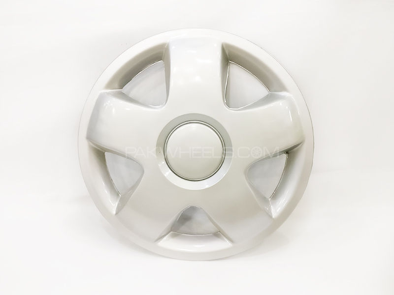"X8 Wheels Cover for Suzuki 12"" - 812 Silver in Lahore"
