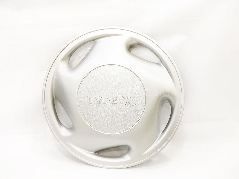 "X8 Wheels Cover for Suzuki 12"" - 940- Silver in Lahore"