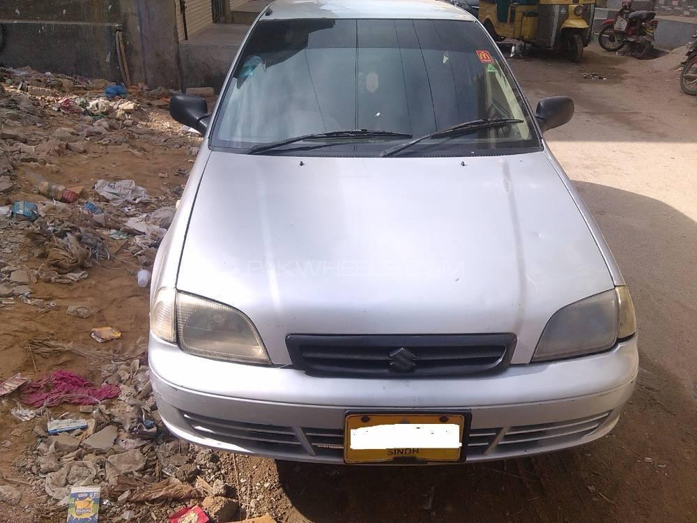 Suzuki Cultus VX (CNG) 2003 Image-1