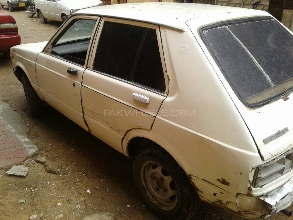 Toyota Starlet 1.0 1983 Image-1