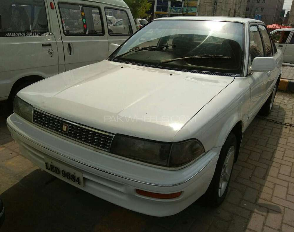 Toyota Corolla LX Limited 1.3 1991 Image-1