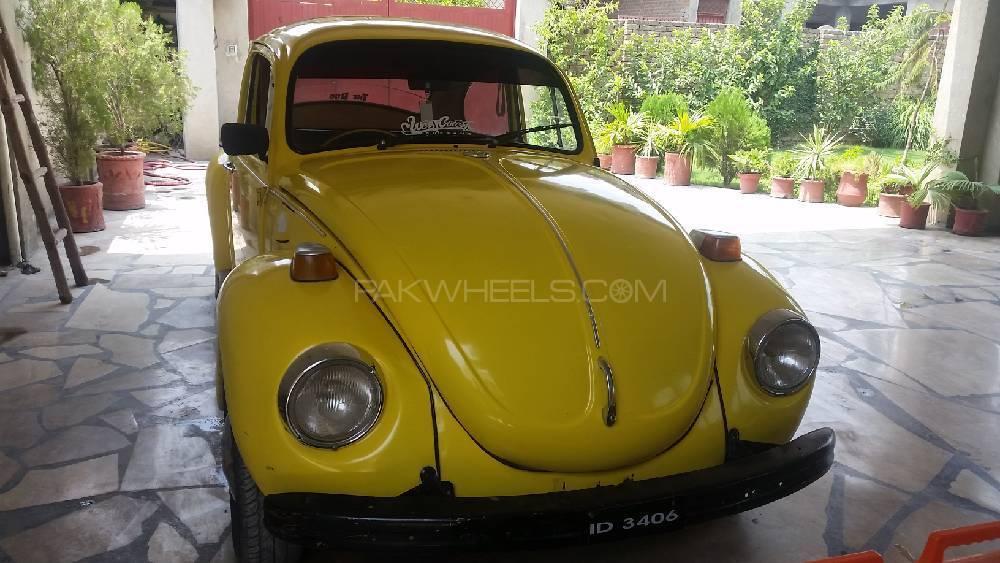 Volkswagen Beetle 1500 1972 Image-1
