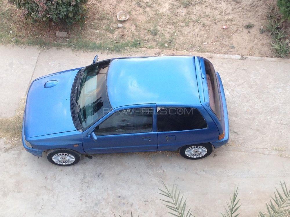 Daihatsu Charade GT-ti 1988 Image-1