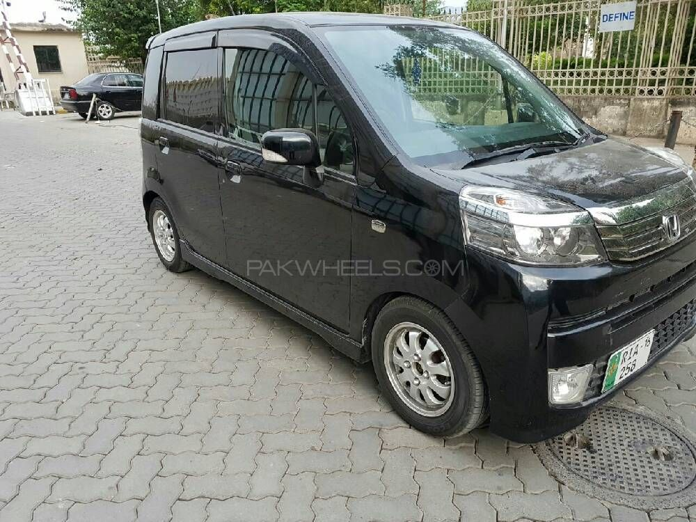 Honda Life Diva Smart Special 2012 Image-1