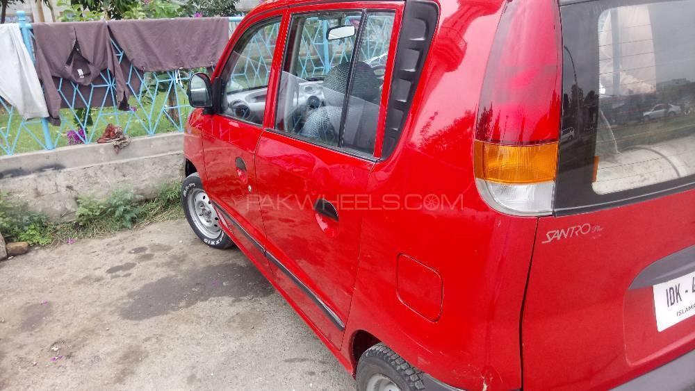 Hyundai Santro 2002 Image-1