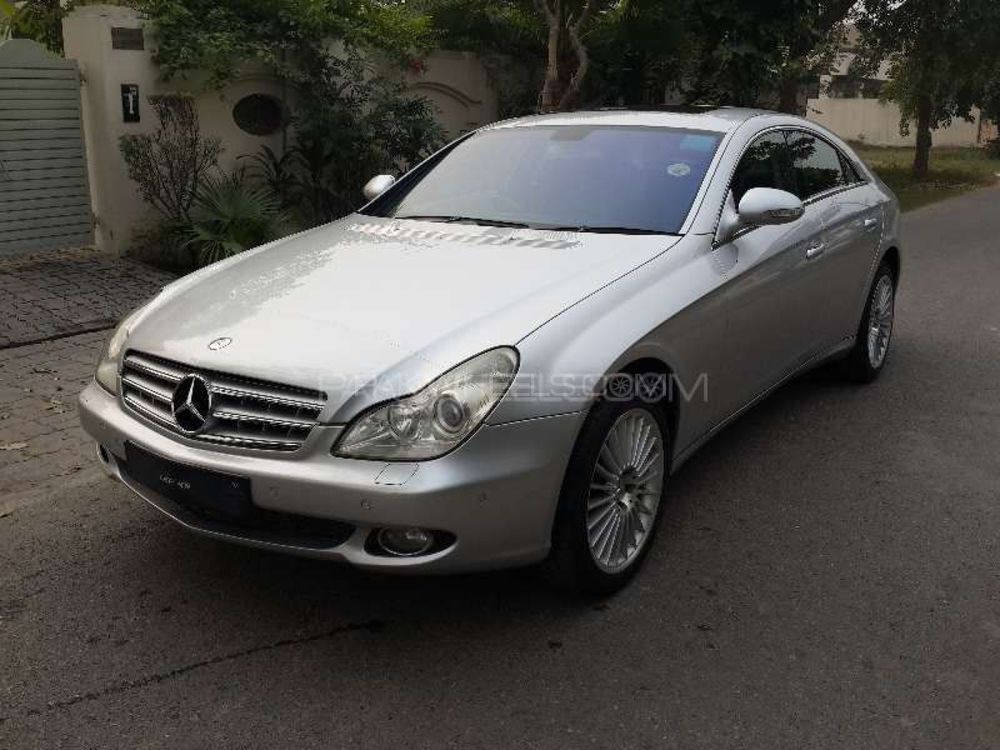Mercedes benz cls class cls320 cdi 2006 for sale in lahore for Mercedes benz cls 2006