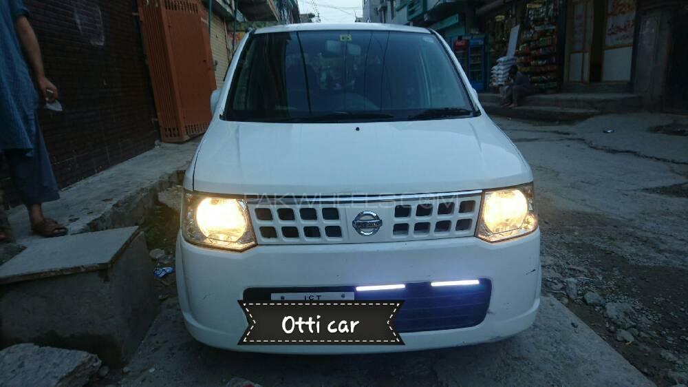 Nissan Otti RX Four 2008 Image-1