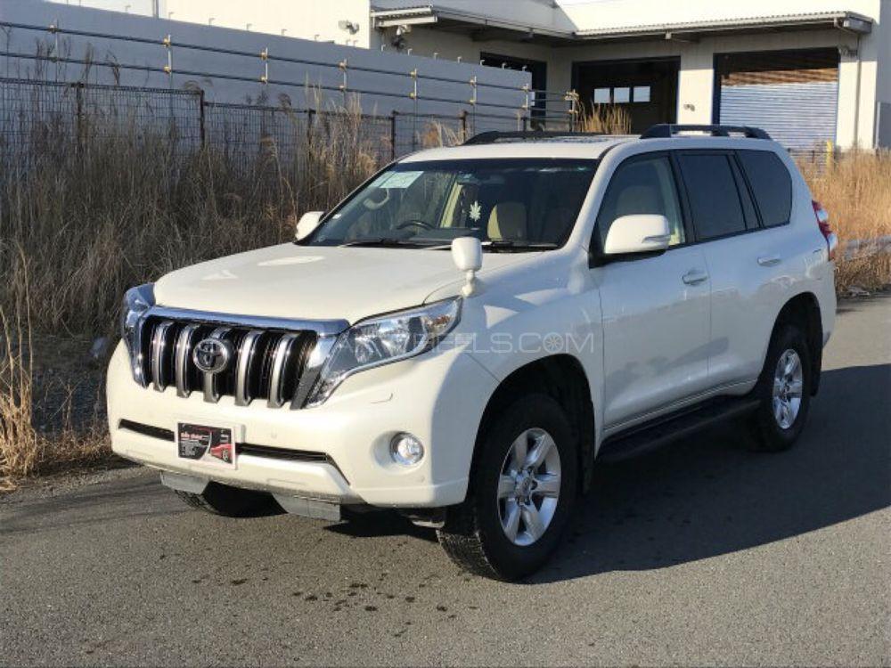 Toyota Prado 2013 Image-1