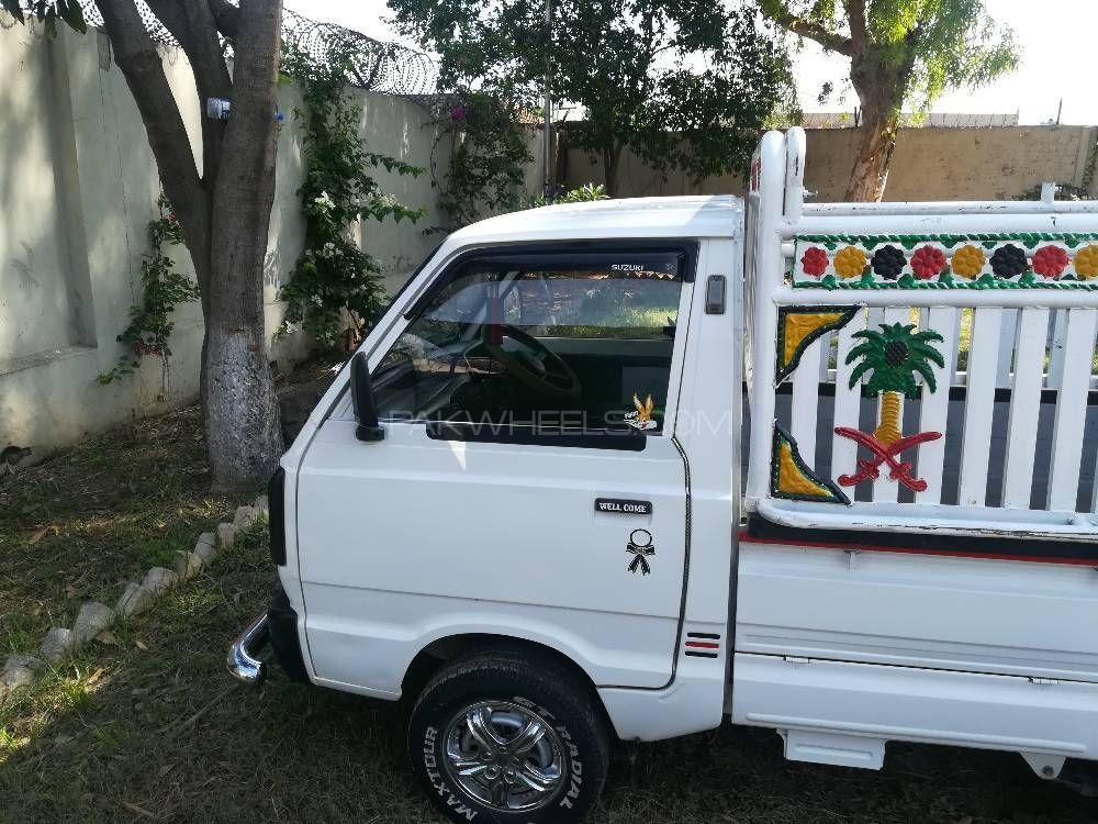 Suzuki Bolan Cargo Van Euro ll 2014 Image-1