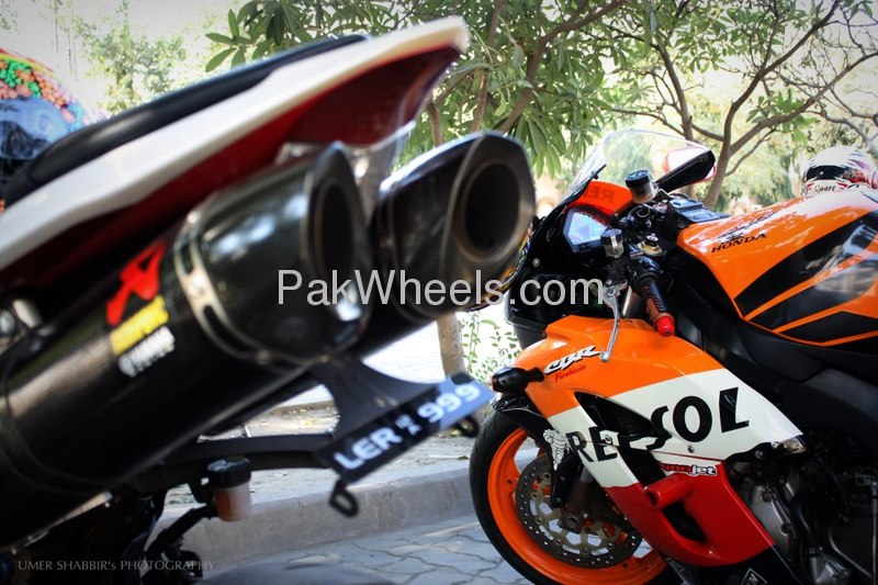 Used Honda CBR 1000RR 2005 Bike for sale in Lahore - Used Bike 99792 - 1738198