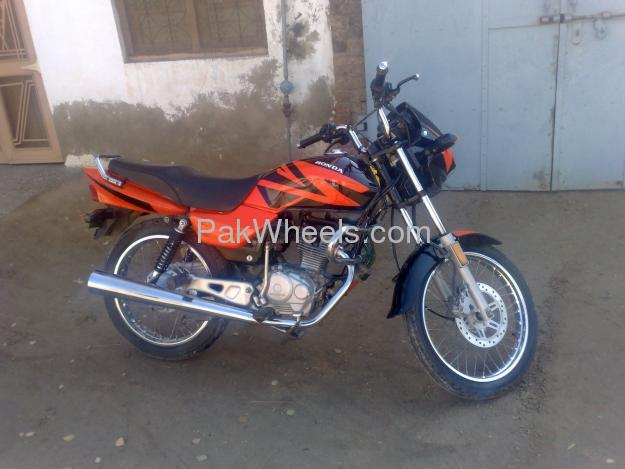 Used Honda CG 125 Deluxe 2007 Bike for sale in Lahore - Used Bike 99769 - 1730962