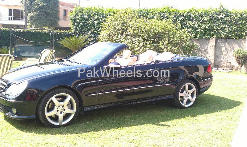 Mercedes Benz CLK Class CLK 200 2009 Image-1