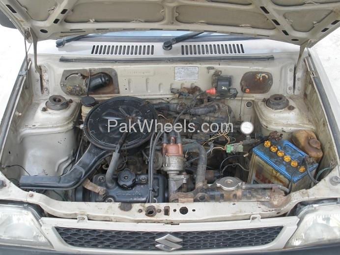 Suzuki Mehran VX (CNG) 1999 Image-4