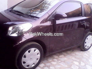 Toyota iQ 2009 Image-4