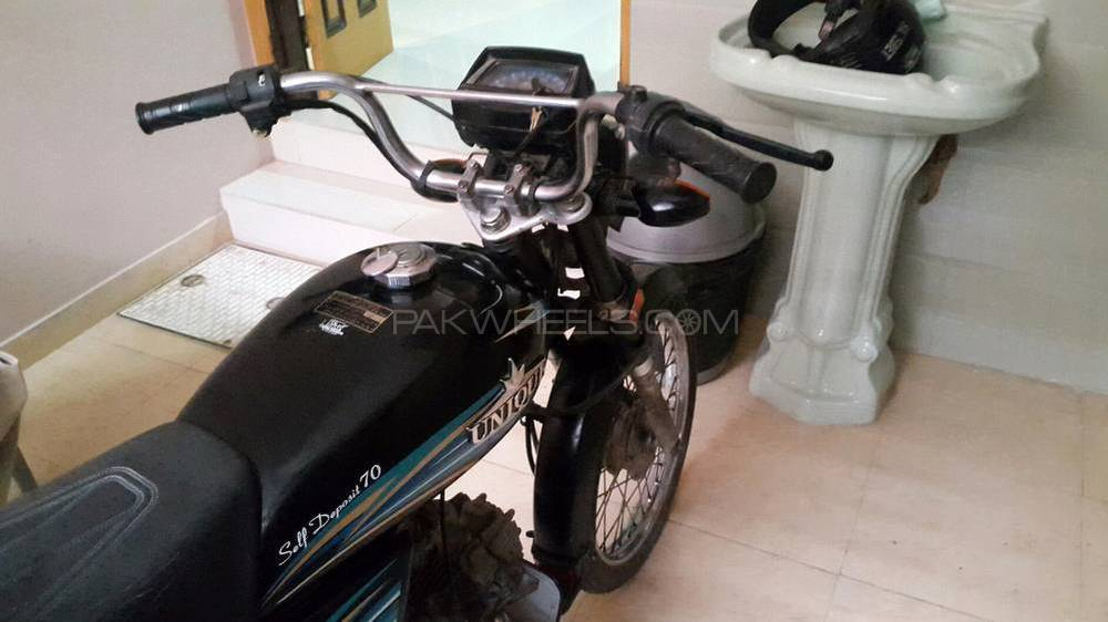 Used Unique UD 70 2015 Bike for sale in Karachi - 191030 ...