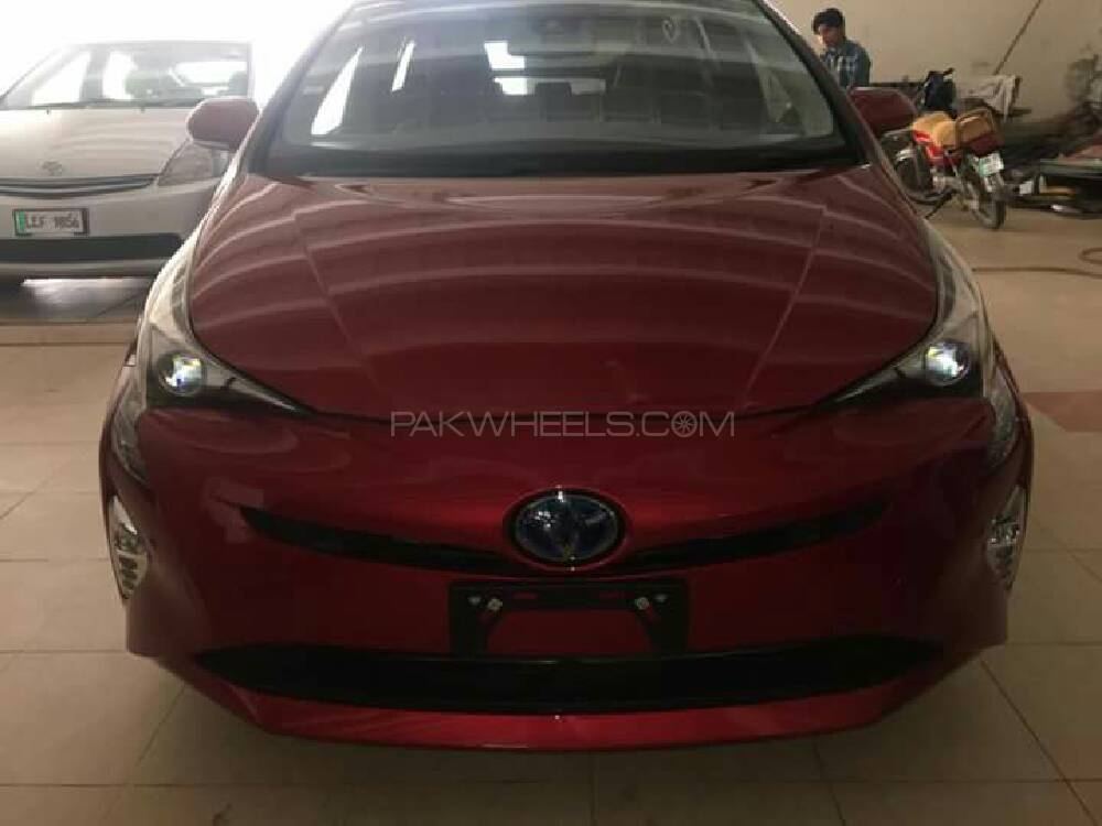 Toyota Prius A Touring Selection 2016 Image-1