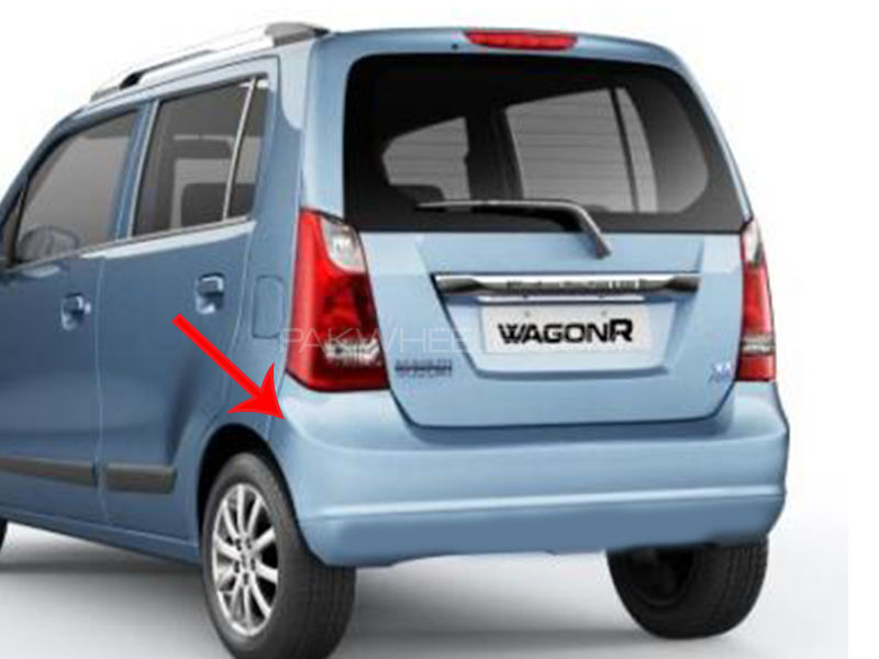 Rear Bumper Suzuki Wagon R  in Lahore