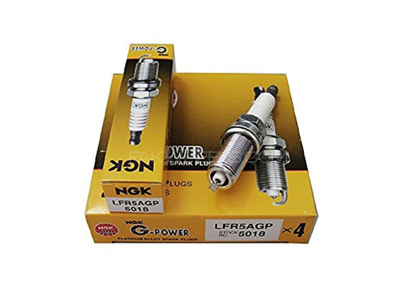 Spark Plug NGK Toyota Vitz - Set in Lahore