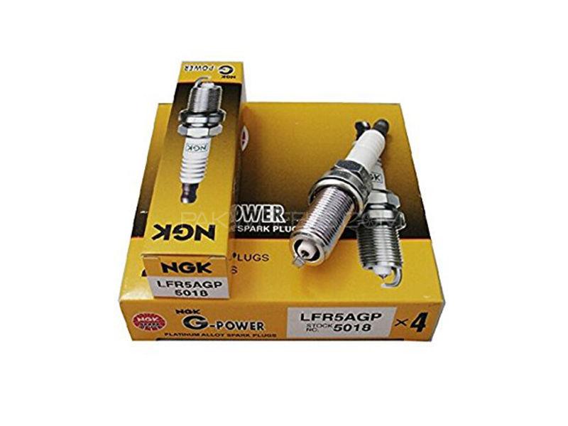 Spark Plug NGK Toyota Vitz - Set Image-1