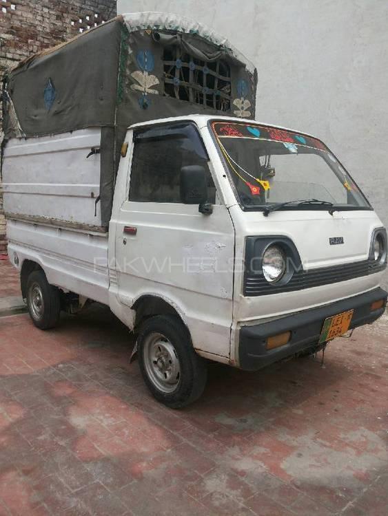 Suzuki Pickup For Sale In Lahore