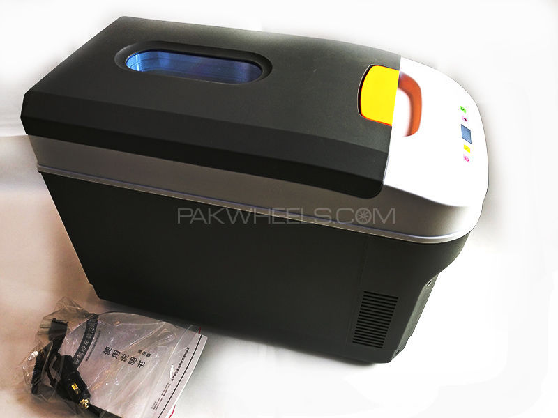 New Portable Car Refrigerator 18L in Lahore