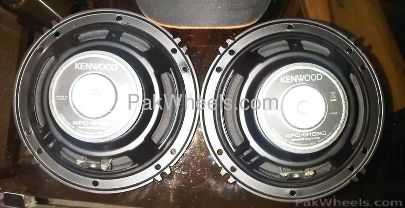 Kfc g1620 speakers