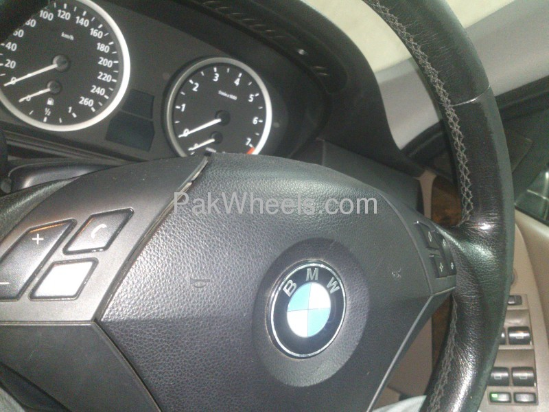 BMW 5 Series 530i 2006 Image-4