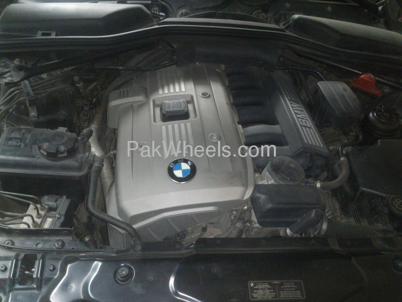 BMW 5 Series 530i 2006 Image-7